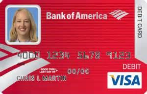 Debit Card That Works Like A Credit Card by Agile Blog Bank Of America Sample Debit Card