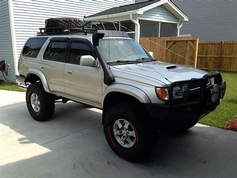 manual cars for sale 2001 toyota 4runner electronic throttle control sell used 2001 toyota 4runner sr5 4x4 6 quot lift 35 quot general grabbers 10k in upgrades in johns