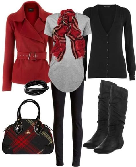 top 14 red work outfit designs happy christmas new
