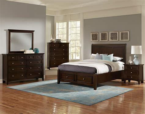 johnny janosik bedroom furniture vaughan bassett bonanza casual triple dresser 8 drawers