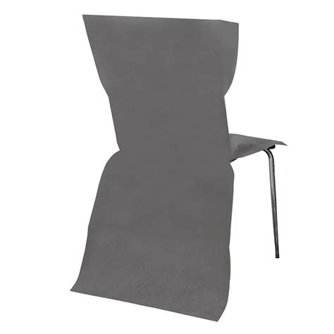 housse chaise mariage pas cher housse de chaise grise mariage