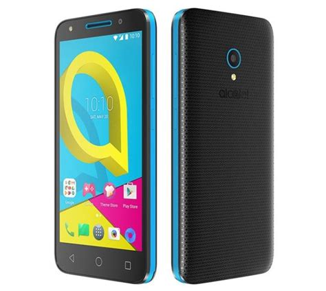 newest android alcatel s android phones include one with an led covered back android and me