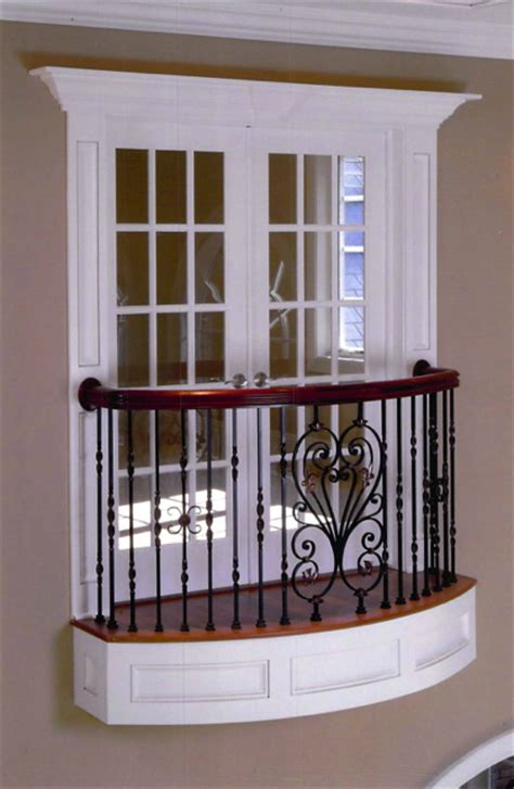 indoor balcony interior ironwork finelli ironworks double decker