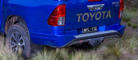 Towing Arb Hilux arb 4 215 4 accessories arb equips the new toyota hilux arb 4x4 accessories