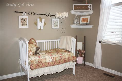 Country Nursery Decor Country Home My Baby Nursery