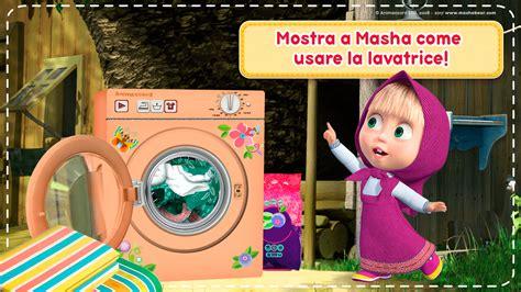 giochi pulire casa masha e orso giochi di pulire casa per ragazze app
