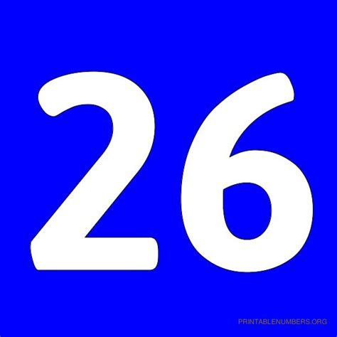 numbers 1 to 26 search results for numbers printable 1 24 calendar 2015