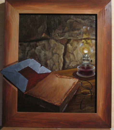 libro family pictures cuadros de bodeg 243 n libro y vela pintura con relieve jorge