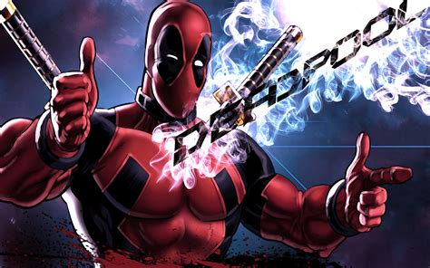 marvel backgrounds cool deadpool marvel wallpapers hd wallpaper wiki