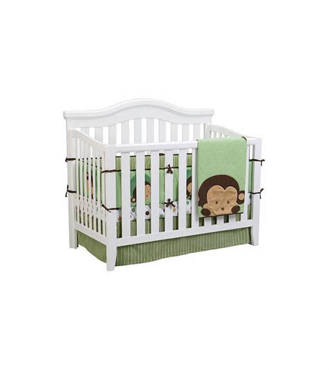 Delta Venetian Lifetime 4 In 1 Convertible Crib White White 4 In 1 Convertible Crib