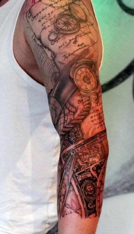 tattoo inspiration arm tattoo sleeve designs for men tattoos pinterest best