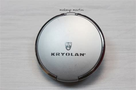 Kryolan Compact Powder Dual Finish kryolan dual finish powder review dupe swatch price