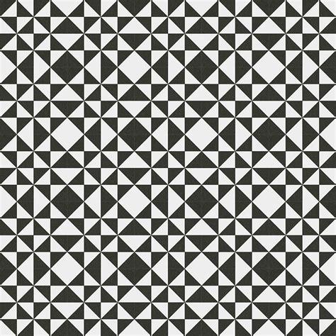 white pattern floor tiles terrades modernist black white tile