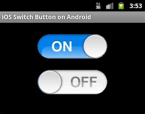 android toggle button slide toggle for android stack overflow
