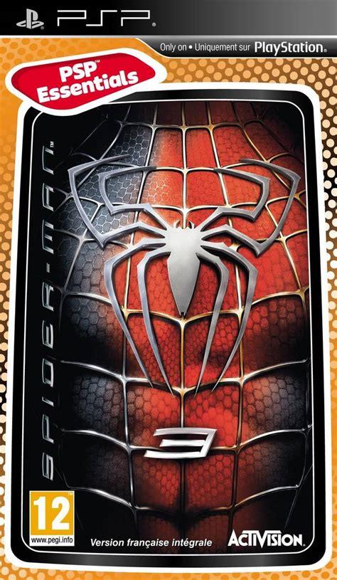 emuparadise spiderman 3 image gallery spider man 3 psp