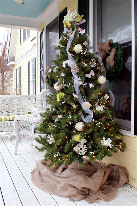 Weihnachtsdeko Auf Dem Gartentisch by Weihnachtsdeko F 252 R Draussen Macht Weihnachten Zu Einem