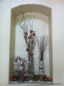 Decorating With Vases And Twigs Christmas Holidays Christmas Branches Christmas