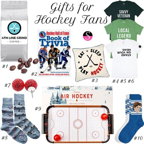 gifts for hockey fans gifts for hockey fans 2017 styled to sparkle