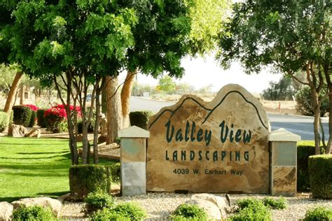 about our company valley view landscaping