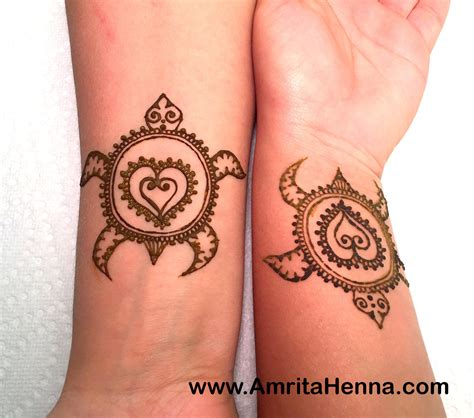 kids henna tattoo best easy henna turtle design for henna