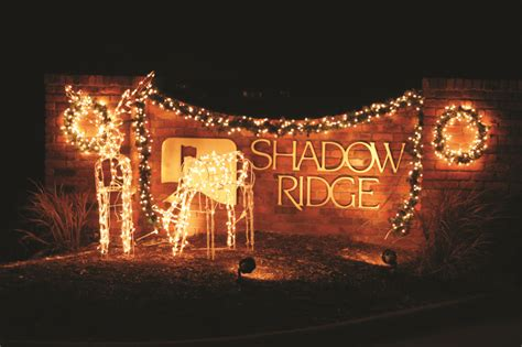 commercial holiday lighting invites the holidays into your