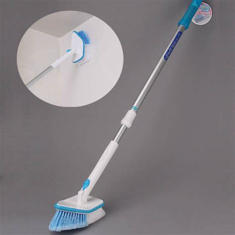 bathroom cleaning brush other laundry cleaning retractable long handle
