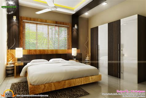 Photo Of Bedroom Interior Design Bedroom Interior Design With Cost Kerala Home Design And Floor Plans