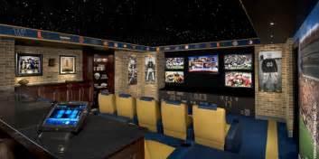 room sports bar 7 design ideas for a standout media room cedia home