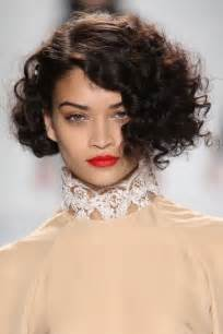 curls hair styles side parted short curly hair styles weekly