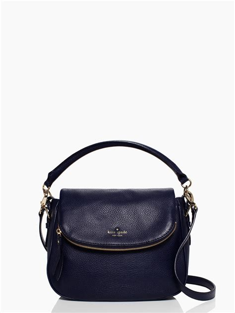 libro kate spade new york lyst kate spade new york cobble hill small devin in blue