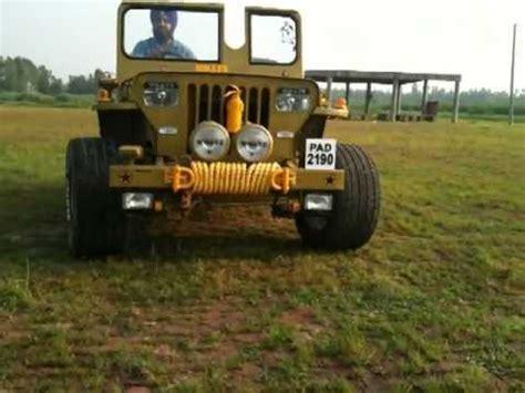 Landi Jeep Modified Landi Jeep Modified Willy