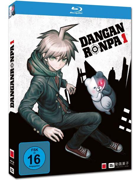 danganronpa vol 1 blu ray anime blu ray world of games