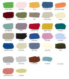 chalk paint colors sloan chalk paint 174 by sloan