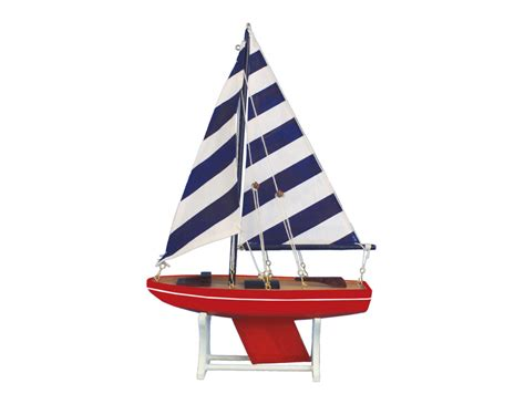 sailboat captain wholesale wooden it floats american captain model sailboat