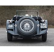 1936 Jaguar SS 100 Roadster Retro S E Wallpaper