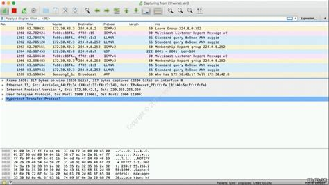 wireshark tutorial screenshots دانلود o reilly introduction to wireshark آموزش مقدماتی