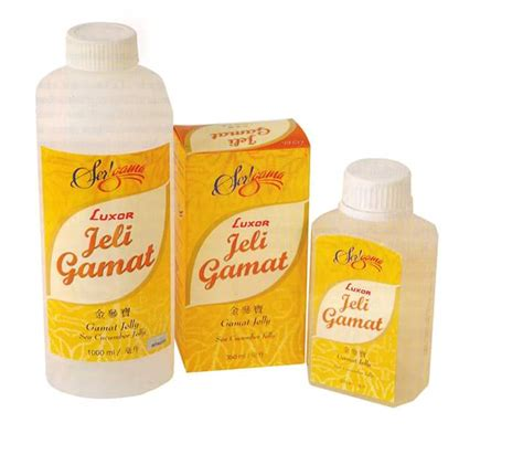 Gamat Luxor gamat luxor seri gamat jelly gamat luxor