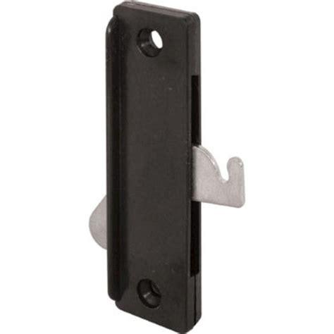 sliding screen door pull prime line 2 7 8 quot black plastic sliding screen door pull