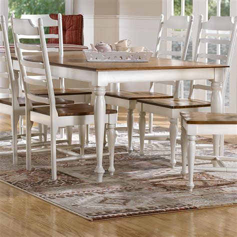 Canadel Kitchen Tables Canadel Gourmet Custom Dining Customizable Rectangular Table Belfort Furniture Kitchen Tables