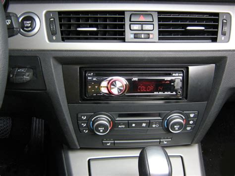 Bmw 1er E87 Lüfter Ausbauen by Cd Mp3 Usb Radio Bmw 3er E90 1er E87 Ab 2004 Jvc Set 167 Ebay