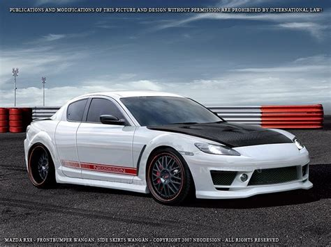 mazda rx8 kit brunei sport car wangan kit for ur rx 8