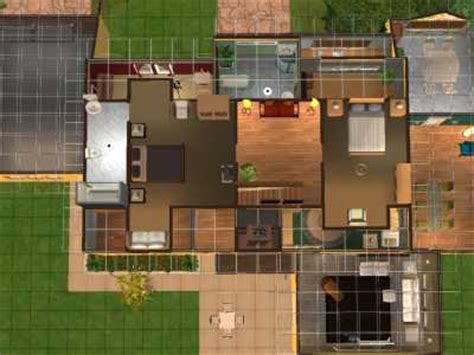 Mod The Sims Mayer House Wisteria Lane Desperate Desperate House Plans