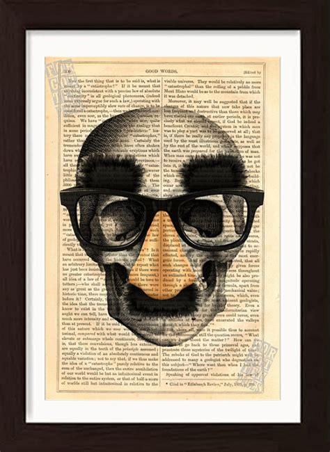 printable vintage masks groucho mask skull print on vintage page jam art