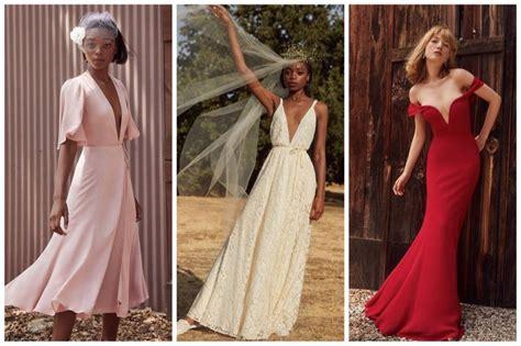 Bridesmaid Dresses For Summer 2018 - reformation wedding dress summer 2018 shop