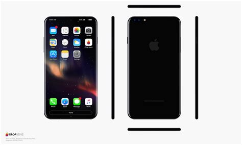 iphone 8 smartphone with an oled screen new rumors