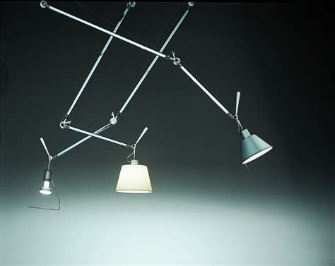 off center bathroom light fixture artemide pendant fixture tolomeo off center