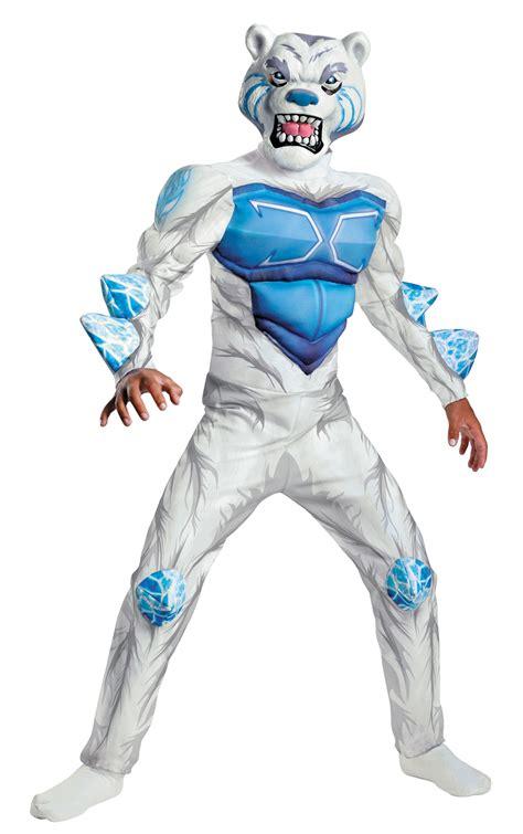 boys monsuno lock monster costume costumepubcom