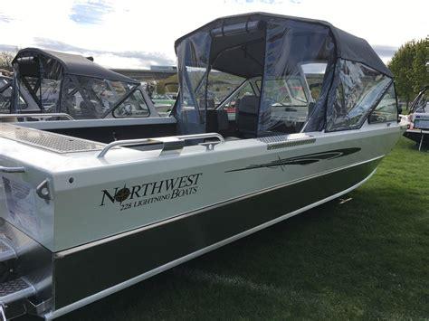 aluminum boats and lightning 2017 new northwest boats 228 lightning ob228 lightning ob