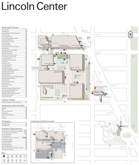 lincoln center nyc ballet nycb lincoln center map