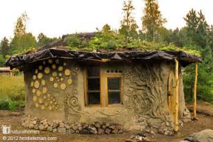 home holistic vegans living the land cob building straw clay
